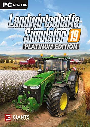 Landwirtschafts-Simulator 19 - Platinum Edition | PC/Mac Code - Steam