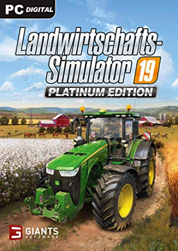 Landwirtschafts-Simulator 19 - Platinum Edition | PC/Mac Code - Steam