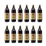 12er Vorteilspaket Heiligenpergl 2018 Südtirol Rotwein Italien Literflasche trocken (12x 1 l)