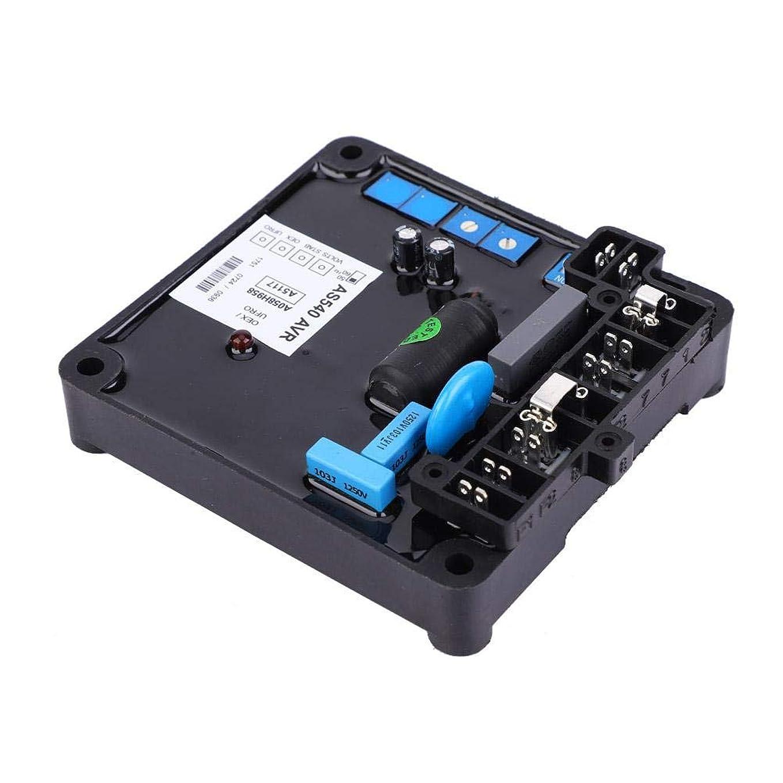 昇進本を読むシェーバーAS540 AVR自動電圧レギュレータ電源安定装置 ブラシレス発電機用 電圧調整、過電圧保護、低速保護、高電圧安定性