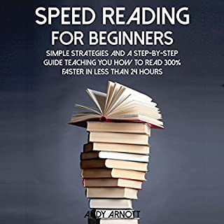 Speed Reading for Beginners cover art