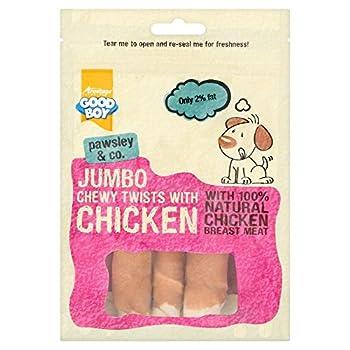 Good Boy Jumbo Chewy Twists 100g 05625