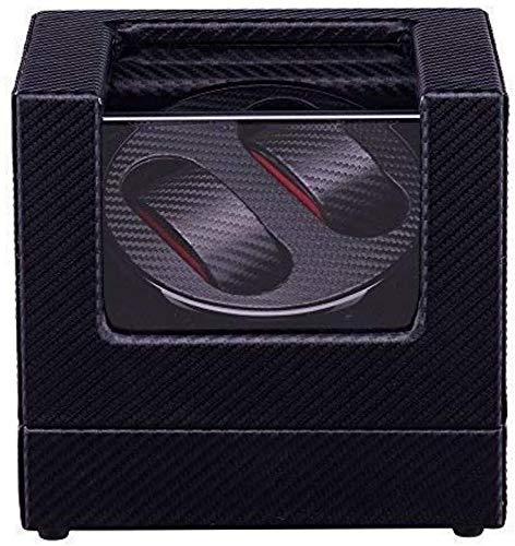 JJDSN Caja de bobinado de Reloj Agitador de Mesa Dual Dentro de...