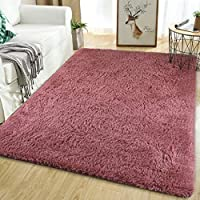Softlife Soft Fluffy Bedroom Area Rugs