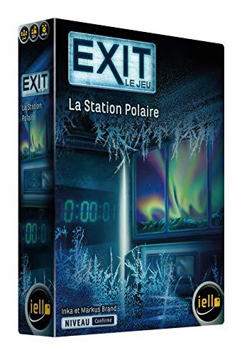 Iello–Exit: La estación polar, 51491 edición francesa