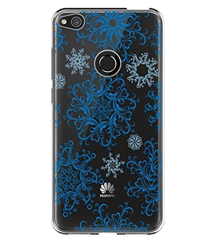 Neivi Huawei P8 Lite 2017 Funda TPU Carcasa Silicona Case Transparente Anti-Arañazos Ultra-delgado Shock-Absorción Bumper Protección Parachoques Cover Case para Huawei P8 Lite 2017 (Color 2)