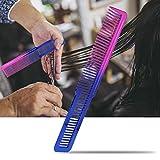 Uxsiya Cepillo de Pelo Cepillo de Pelo de plástico para Bel