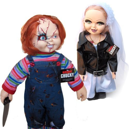 Bride of Chucky Collectors: Chucky & Tiffany 26