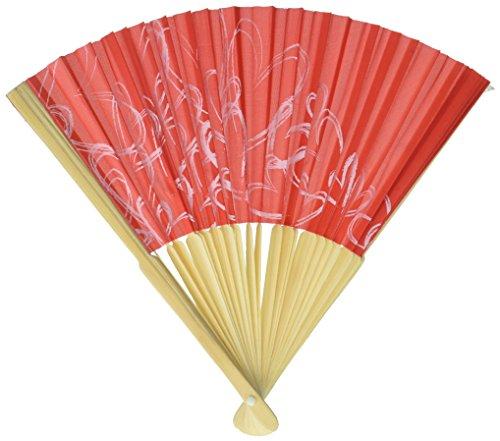 Wedding Star 8574-07 Hedendaagse Harten Ventilator - Rood