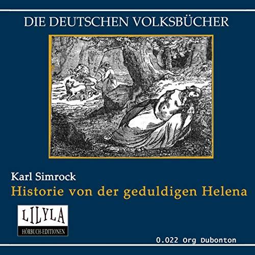 Die geduldige Helena Titelbild