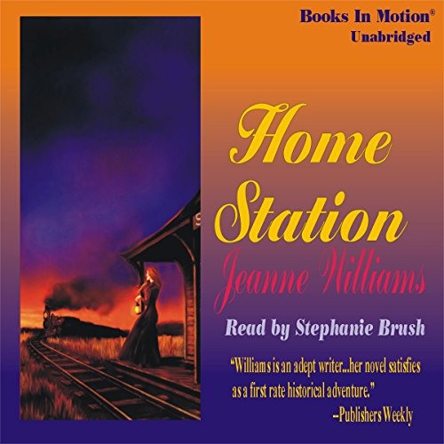 Home Station audiobook cover art