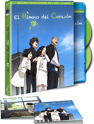 The Anthem Of The Heart Blu-Ray Edición Coleccionistas