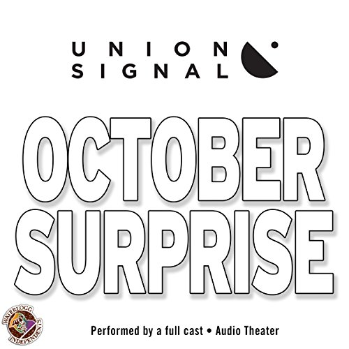 October Surprise copertina