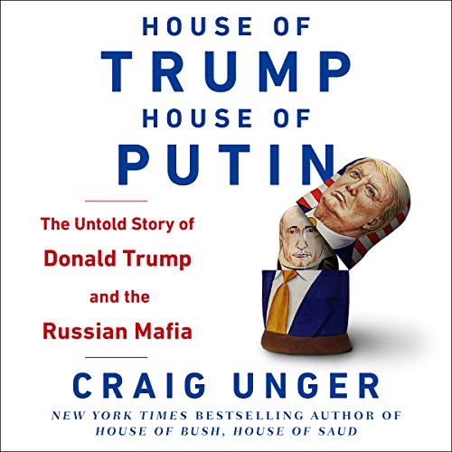 House of Trump, House of Putin cover art
