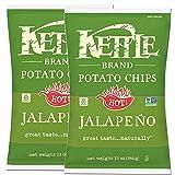 Kettle Potato Chips Jalapeno ケトル ポテトチップス ハラペーニョ味 369g 2個セット 海外直送品