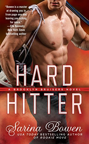 Hard Hitter (A Brooklyn Bruisers Novel, Band 2)