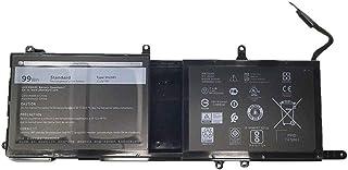 新品 互換 適用される DELL 9NJM1 バッテリー 電池 DELL ALIENWARE 15 R3 9NJM1 P31E 17 R4 r5 用ノート電池 DELL 9NJM1 99Wh バッテリー