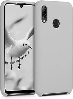 Carcasa para m/óvil en TPU Silicona kwmobile Funda para Apple iPhone XR Protector Trasero en Crema Mate