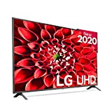LG 82UN85006LA - Smart TV 4K UHD 207 cm (82') con Inteligencia Artificial, Procesador Inteligente α7 Gen3, Deep Learning, 100% HDR, Dolby Vision/ATMOS