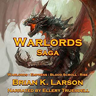 Warlords Saga                   By:                                                                                                                                 Brian K. Larson                               Narrated by:                                                                                                                                 Ellery Truesdell                      Length: 37 hrs and 51 mins     Not rated yet     Overall 0.0
