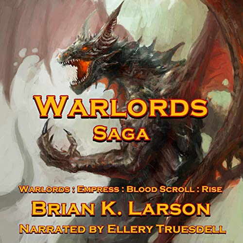 Warlords Saga  By  cover art