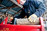 Log Splitter Plans DIY Firewood Wood Cutter Building 20 Ton Build Your Own