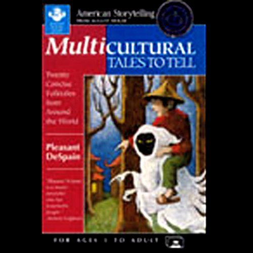 Multicultural Tales to Tell audiobook cover art