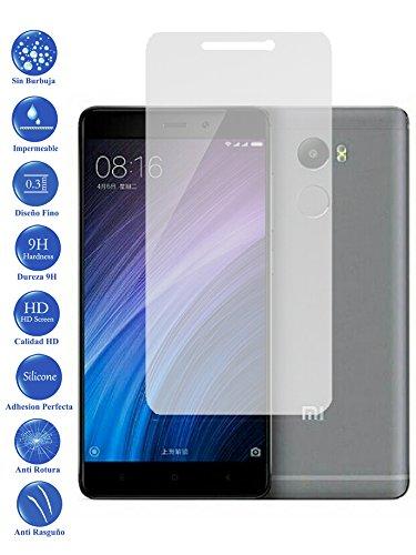 Todotumovil Protector de Pantalla Xiaomi Redmi 4A de Cristal Templado Vidrio 9H...
