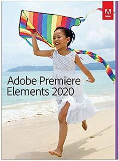 Adobe Premiere Elements 2020 [PC/Mac Disc]