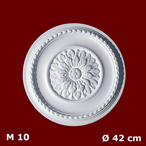 Matteo homedecoration M 10 Stuckrosetten Zierleisten Skin Technologie
