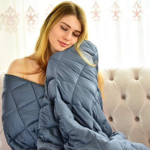 MG MULGORE Cooling Weighted Blanket | Amazon.com