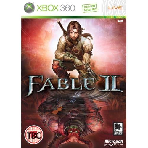 Microsoft  Fable II, Xbox 360, UK