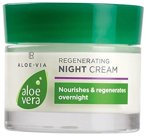 LR ALOE VIA Aloe Vera Regenerierende Nachtcreme 50 ml