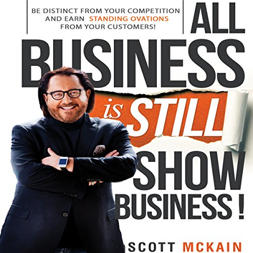 All Business Is Still Show Business audiobook cover art