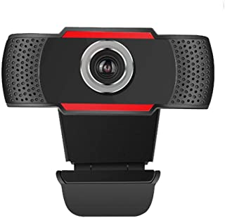 s61Ylu 1080P HD Webcam USB Camera Rotatable Video Recording Web Camera with Microphone HD1080P