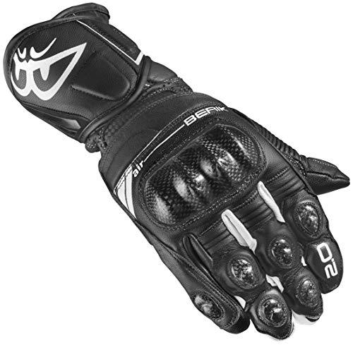 Berik ST-Evo Motorradhandschuhe Schwarz XL