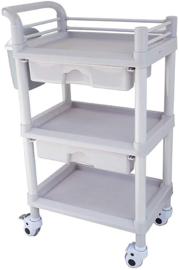 YH-KE Superior Storage Cart Hospital Trolley Medic Max 63% OFF Rack Supplies Medical