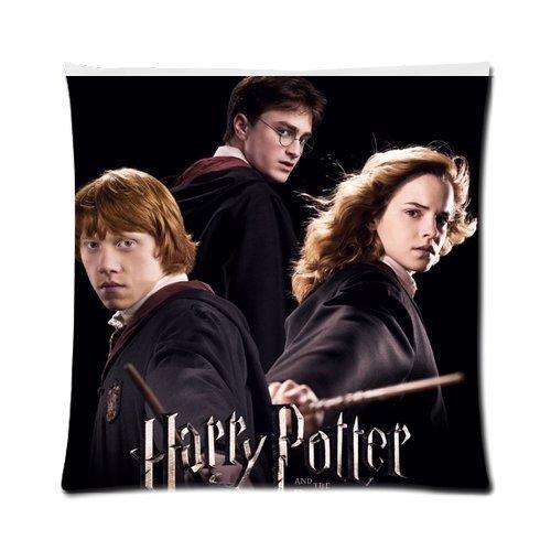 KLDECOR Ur Pillowcase Harry Potter Hermione Granger and Ron ...