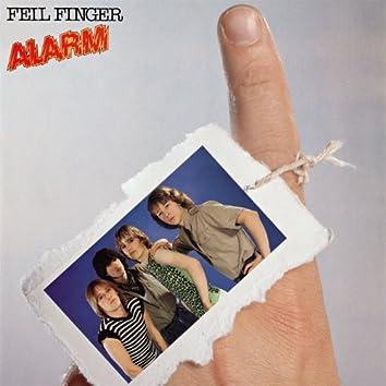 Feil finger