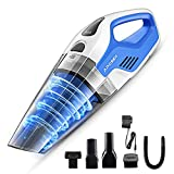 APOSEN Handheld Vacuum Cleaner with HEPA Filter 7Kpa Wet Dry Hand Vac 14.8V Lithium with Quick...