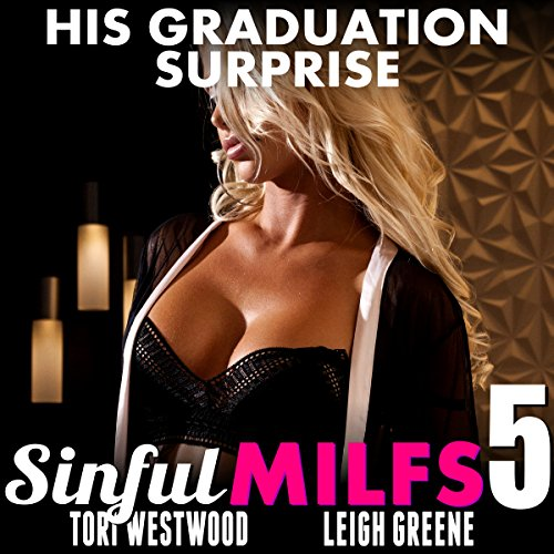 His Graduation Surprise audiobook cover art