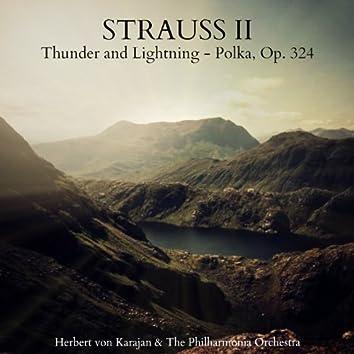 Strauss II: Thunder and Lightning - Polka, Op. 324