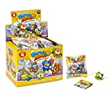 SuperZings - Serie 4 - Display de 25 Figuras Coleccionables (PSZ4D850IN00), Color y Modelo Surtido