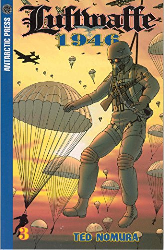 Luftwaffe: 1946 Pocket Manga Volume 3