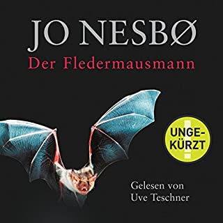 Der Fledermausmann (Harry Hole 1) cover art