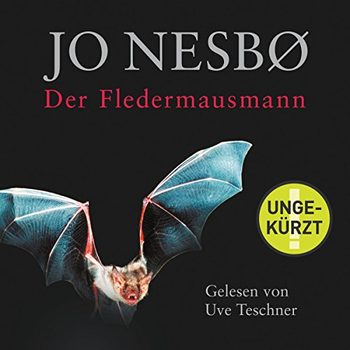 Der Fledermausmann (Harry Hole 1) audiobook cover art