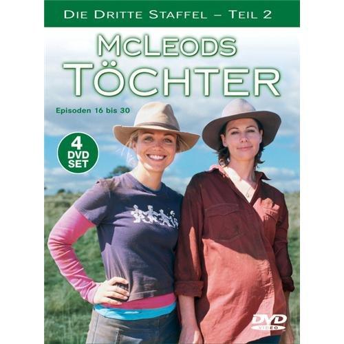 KOCH Media McLeods Töchter - Staffel 3 Teil 2 - DVD-Fil