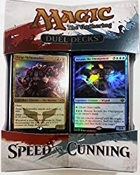 powerful Magic: The Gathering 2014 (MTG) Duel Deck Speed vs. Stealth