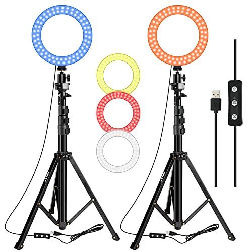 Emart LED Video Conference Light, 6.3