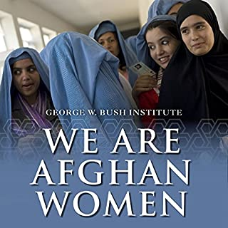 We Are Afghan Women audiobook cover art
